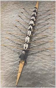 ocho femenino 1907 en londres