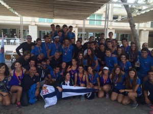 Regatas de Alicante, mejor club