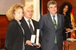 Joan Collel. medalla bronce merito deportivo