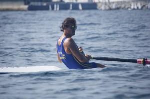Adolfo Ferrer durante un entrenamiento (RCMM)