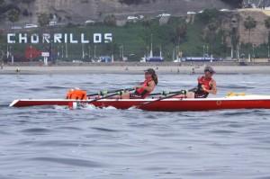 CW2x Maria Ferrer y Kim Forde (WRCC)