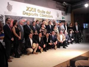 Gala del Deporte Cántabro (Asociacion de la Prensa Deportiva de Cantabria)