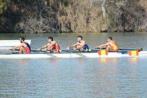 4-M (Antonio G., Ismael Montes, Jaime Canalejo y Javier Gª)3