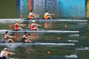 2-LM (Rowing Celebration)