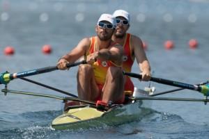 2-M (Rowing Celebration)