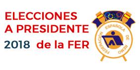 elecciones a presidene de la FER