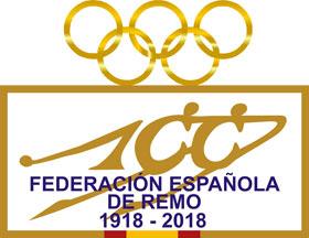 centenario federacion española de remo